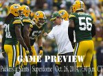 Game Preview: Packers at Saints, Week 8