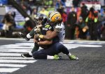 Seahawks Still in Shock About Game-Winning Touchdown Over Packers