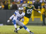 Packers Linebacker News: Brad Jones Released, A.J. Hawk Has Surgery