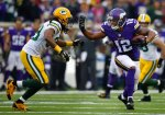 For Green Bay Packers, Charles Johnson Is the Fish That Got Away