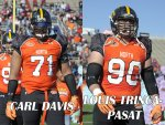 Iowa Defensive Linemen Represent Long-Term Options in NFL Draft
