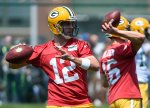 Packers Young Receivers Need Rodgers' Confidence