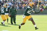 Packers DB Damarious Randall Making Big First Impression