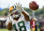 Packers exhibition game No. 3: Live journal