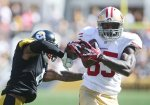 Cory's Corner: Vernon Davis trade is too risky