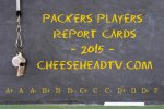 LaneTaylor: 2015 Packers Player Report Card