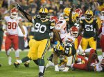 Green and Bold: Goodbye B.J. Raji?