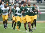 Packers Question of the Day - Is Mike Daniels too Aggressive in Practice?