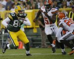 Packers vs. Browns: First Impressions