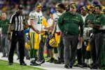 Did Mike McCarthy go into Conservative Turtle Mode 2nd Half vs. the Lions?