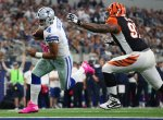 Prescott's Rushing Ability not a Threat, but Mobility is