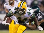 Ty Montgomery's Emergence Could Spell Impending doom for James Starks