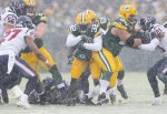 Packers Coaches Still Focusing on Getting Michael Involved