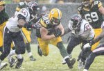 Packers Question of the day - Aaron Ripkowski, the Green Bay Packers' Starting... Running back?