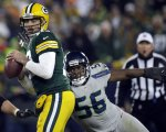 Aaron Rodgers Refuses to cool down Against top-ranked Seattle Defense