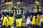 Packers Offensive line Trimmed down on Penalties, and the Results Showed