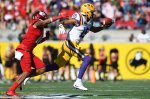 Packers Select LSU Wide Receiver Malachi Dupre in 2017 NFL Draft, Round Seven