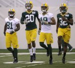 Opportunities will be aplenty for Packers rookies