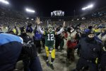 Home Sweet Home: Rodgers and His Crüe Still Unparalleled at Lambeau
