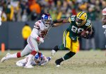 "Barber: Packers Were ""Amazing"" With Montgomery in the Backfield"