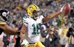 Packers' Randall Cobb misses practice, likely game-time decision vs. Bills