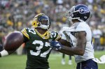 Packers Young Corners Will Be Tested by Vikings