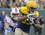 Packers' aerial success vs. Lions likely to hinge on inexperience
