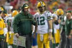Packers' Aaron Rodgers emphasizes 'great relationship, communication' with Mike McCarthy
