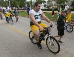 Corey Linsley asks you to Rock For John