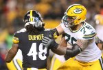 Packers waive Jason Spriggs, claim RB Keith Ford off waivers
