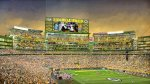 Lambeau Expands-Into the Sky