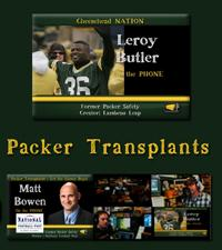 Packer Transplants #69 - Leroy Butler and Matt Bowen