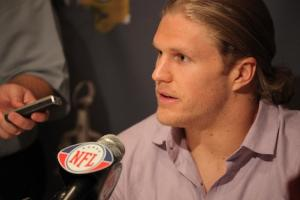 As Training Camp Approaches, Focus Will Be on Clay Matthews' Hamstrings, Not His Contract