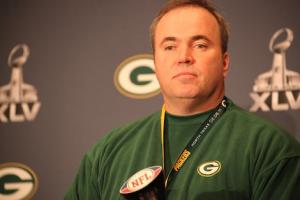 McCarthy Gives Health Updates on Sherrod, Green, Quarless