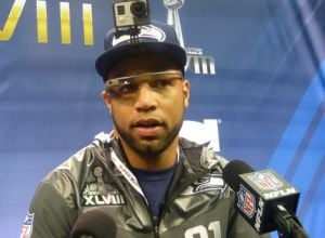"Golden Tate Sticks to His Guns, Saying He Caught Infamous Touchdown vs. Packers ""100 Percent"""