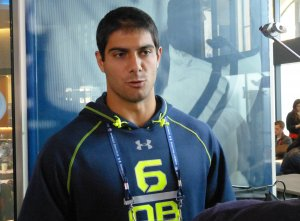 Packers Select Bailey, Garoppolo in Third Round of #MockOne Draft