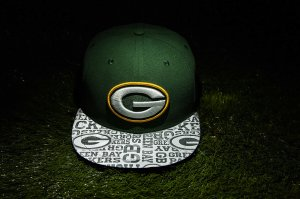 Sneak Peek at Packers 2014 NFL Draft Hats