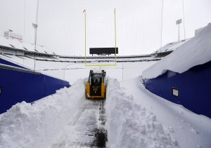 From the Press Box: Snowpacolypse, Chiefs Collapse and Playoff Outlook
