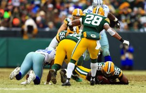 Timing Couldn't Be Better for Packers First Rounders Perry, Jones to Emerge