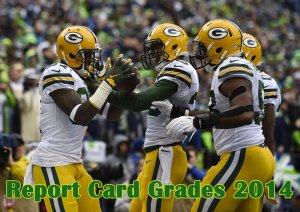 Green Bay Packers 2014 Report Card Grades: Defense