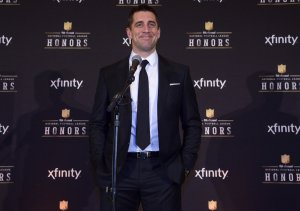 Packers QB Aaron Rodgers Wins Second NFL MVP Award