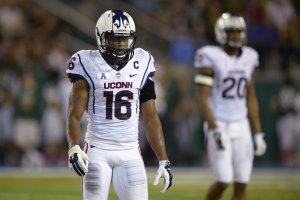 UConn CB Byron Jones Displays First-Round Athleticism