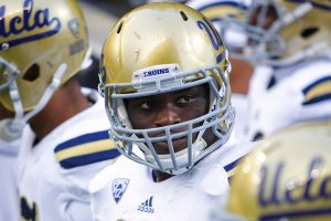 UCLA's Owa Odighizuwa Works to Emulate Former Teammate Datone Jones