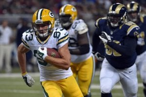 Cory's Corner: Wide receiver depth is key for the Packers