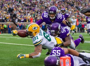 Suspensions May Mar Packers Season Opener