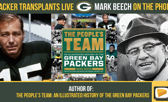 Packer Transplants 182: Special Guest Mark Beech talks The People's Team