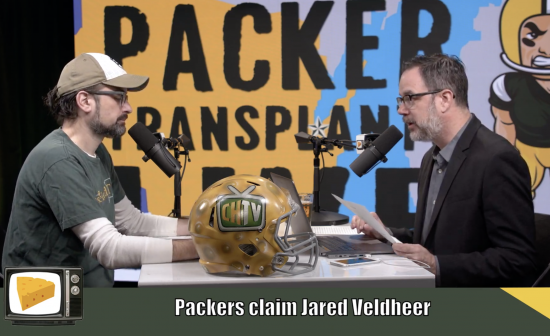 Packer Transplants 188: It's not always easy to Carry the G
