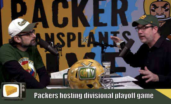 Packer Transplants 193: The Packers are in the playoffs people