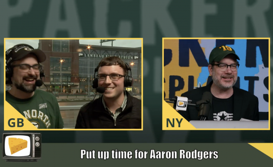 Packer Transplants 194: From Green Bay to New York for Packers fans worldwide