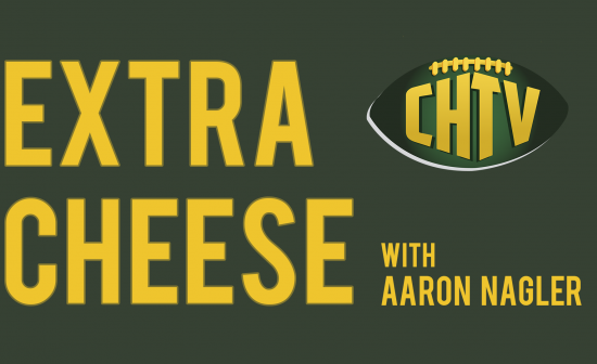 Extra Cheese: Talking Packers books